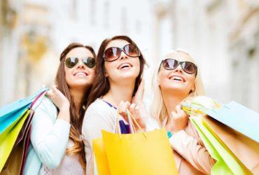 Faire un voyage pour du shoppinga